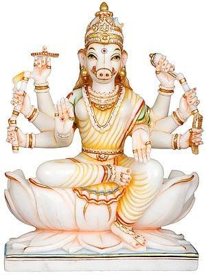 The All-Powerful Varahi Devi