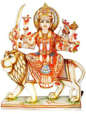 Ashtabhuja Goddess Durga