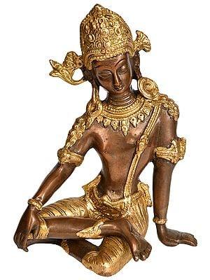 Rain God Indra