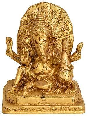 Mayura Ganesha