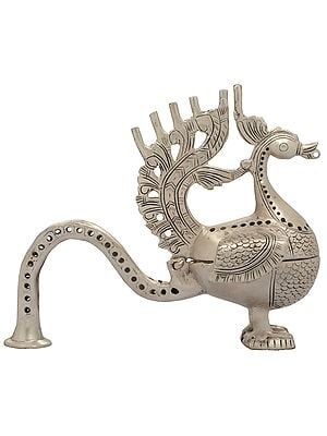 Peacock Incense Burner