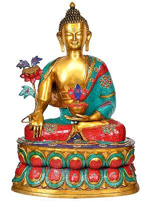 Large Size Medicine Buddha - Tibetan Buddhist Deity