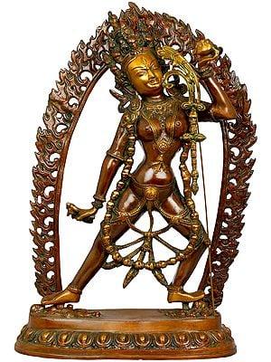 Vajrayogini - Tibetan Buddhist Deity