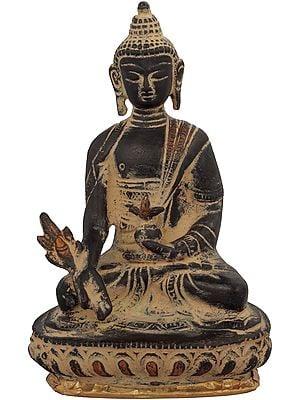 Healing Buddha - Tibetan Buddhist