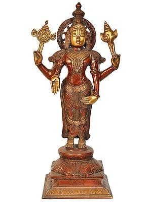 Chaturbhuja Standing Vishnu