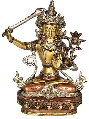 Manjushri (Tibetan Buddhist Deity)