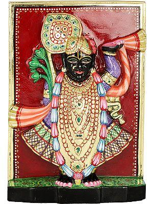 Shri Krishna as Shrinath Ji