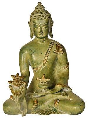 Medicine Buddha - Tibetan Buddhist Deity