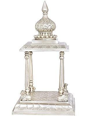 Vedika: Makeshift Altar