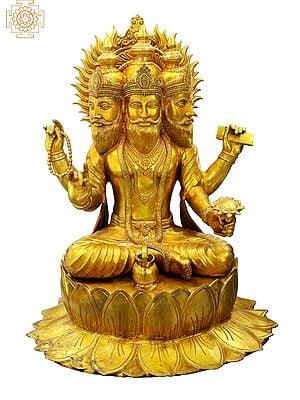 Bhagawan Brahma - Large Size