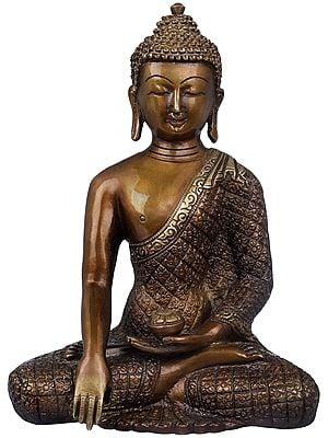 Tibetan Buddhist Shakyamuni Buddha