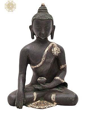 Tibetan Buddhist Bhumisparsha Buddha