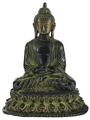 Lord Buddha in Dhyana Mudra (Meditation)