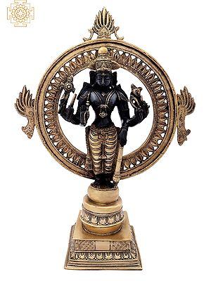 Eight-Armed Lord Sudarshana