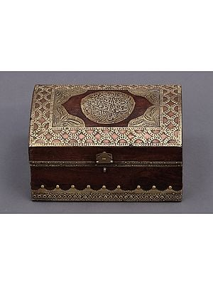 """5"""" Decorated Boxes with Islamic Calligraphy  