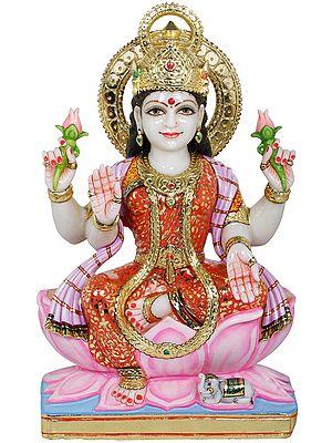 Lakshmi - Goddess of Fortune and Prosperity
