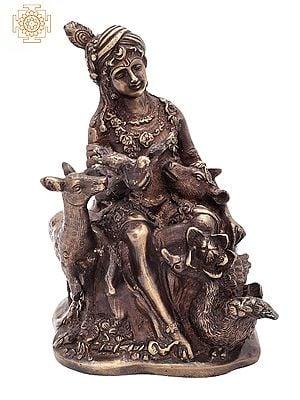 The Compassionate Krishna