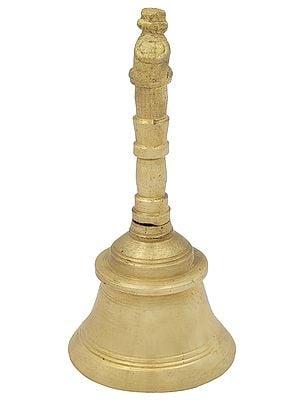 Nandi Handheld Bell