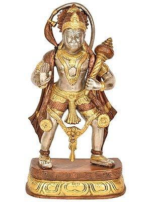 Lord Hanuman Blessing His Devotees