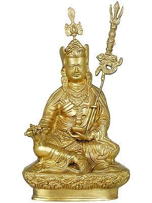 Tibetan Buddhist Deity Guru Padmasambhava - The Second Buddha