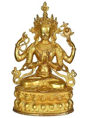 The Gracious Lord Avalokiteshvara