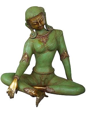 Tibetan Buddhist Deity Green Tara