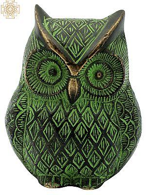 Devi Lakshmi's Owl