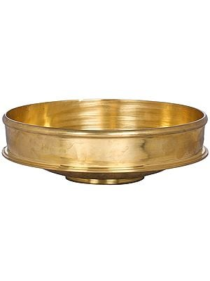 Bronze Urli - Can Be Used For Cooking