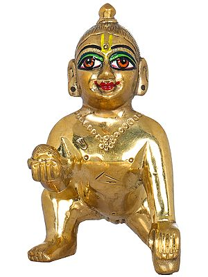 Small Laddoo Gopala