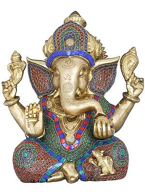 Crowned Ganesha