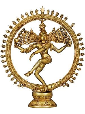 Lord Shiva as Nataraja - King of Dancers