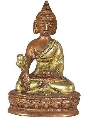 MEDICINE BUDDHA - Small Statue