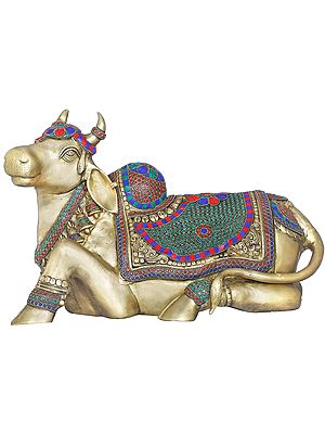 Nandi - The Gate Keeper of Kailasha