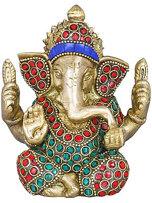 Small Size Bhagawan Ganesha
