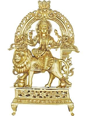 Goddess Durga For Temple