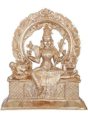 Goddess Rajarajeshwari (Tripura Sundari)