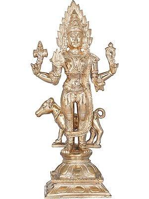 Bhairava - The Fierce Incarnation of Lord Shiva