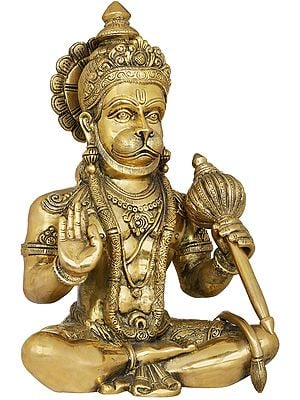 The Blessing Hanuman