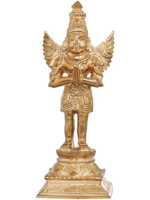 Garuda - The Vahana Of Lord Vishnu
