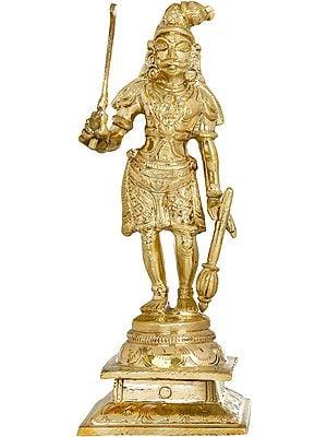 Veerbhadra - A Fierce Avatar Of Lord Shiva