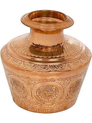 Ashtalakshmi Puja Kalasha