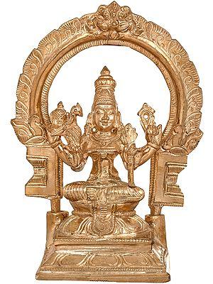 Goddess kamakshi