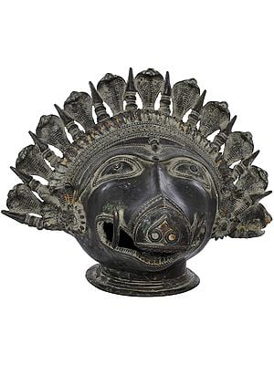 Varaha Head - The Boar Avatara Of Lord Vishnu