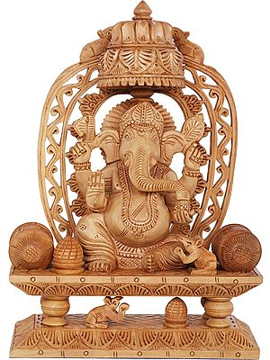 Royal Ganesha