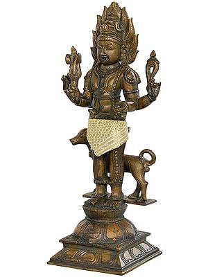 Bhairava - The Rudra Avatar of Shiva