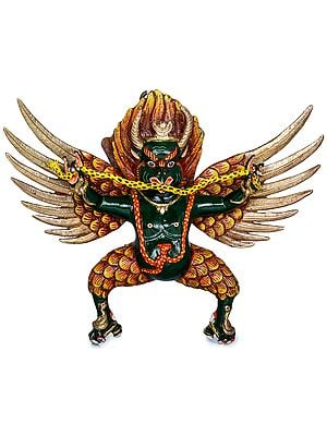 Garuda Wall Hanging - Made in Nepal