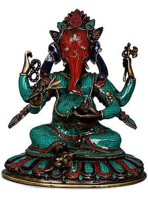 Nepalese Ganesha