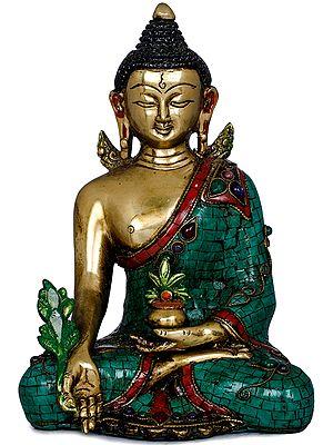 Medicine Buddha Tibetan Buddhist Deity