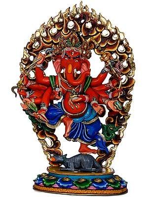 Dadashabhujadhari Ganeshatandava (Made In Nepal)