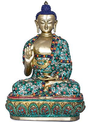 The Heavenly Glamour Of The Buddha